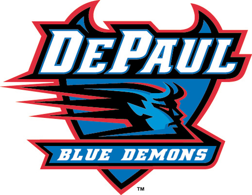 "DePaul University (DI) <a href=""/area-of-your-site"">→</a><strong>Anthony Szymel </strong>"