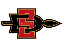 San Diego State University (DI) </a><strong>Josh Hill</strong>