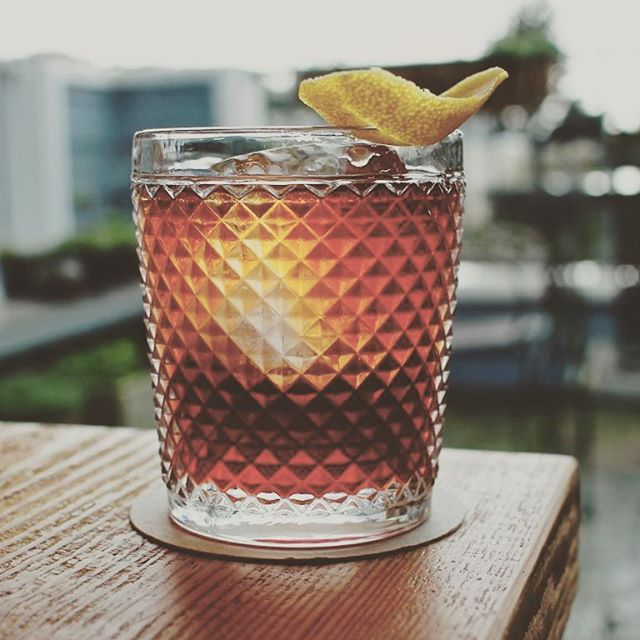 Mardi Gras is tomorrow! Learn how to make my favorite cocktail, the Vieux Carre, on @turntablekitchen to celebrate.