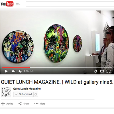 Quiet Lunch Magazine - Video