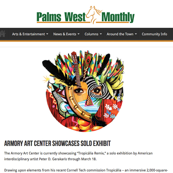 Palms West Monthly Review