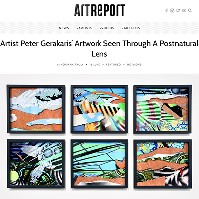 Feature Article by Art Report
