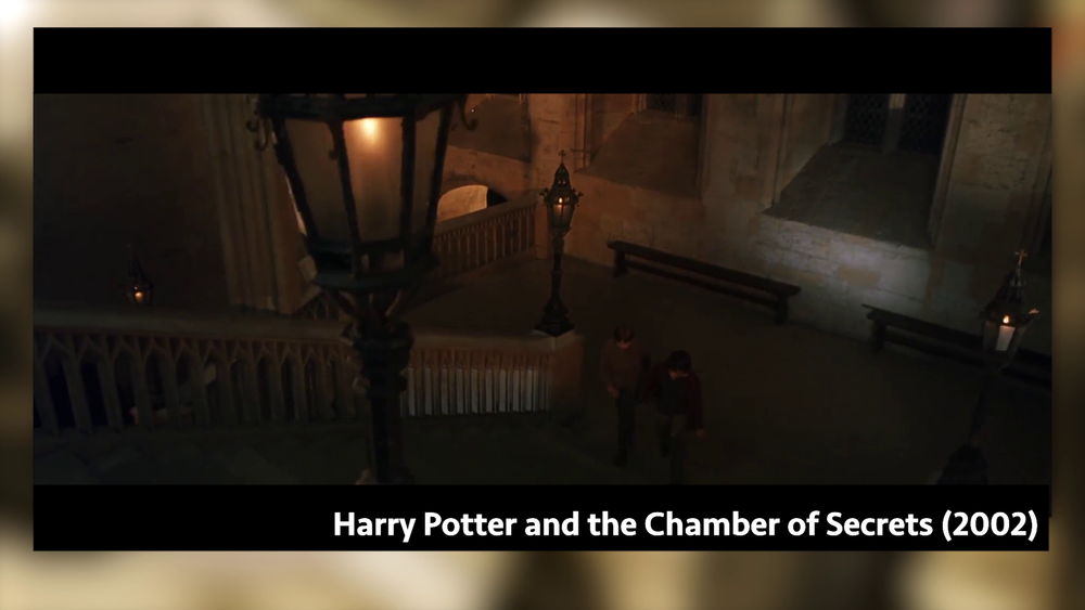 Lots of ADR done in the Harry Potter movies