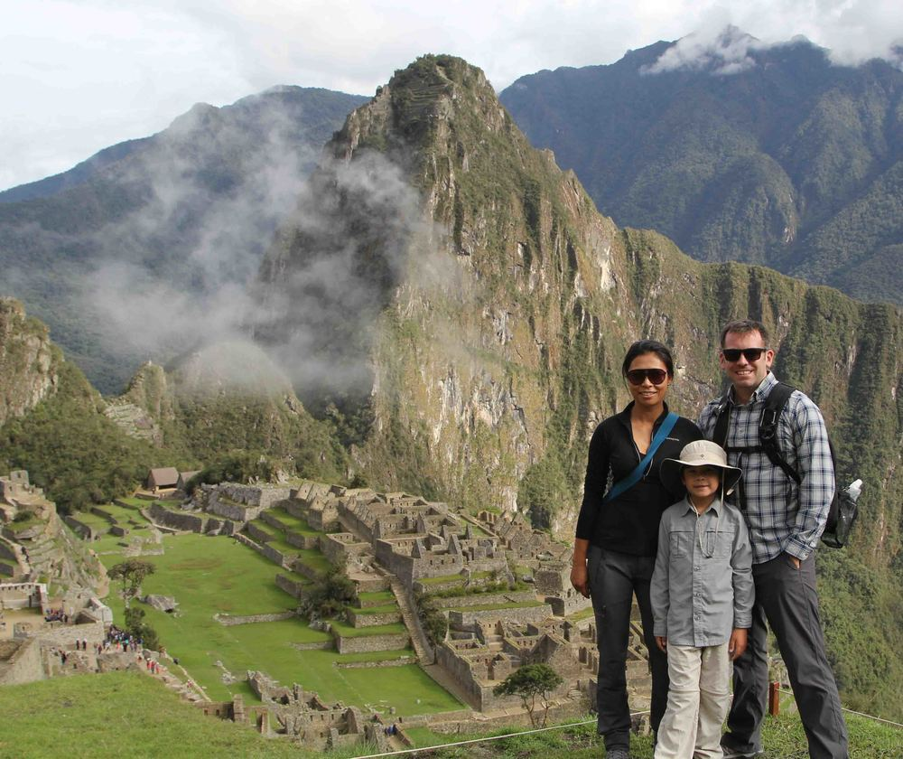 Machu Picchu lived up to the hype