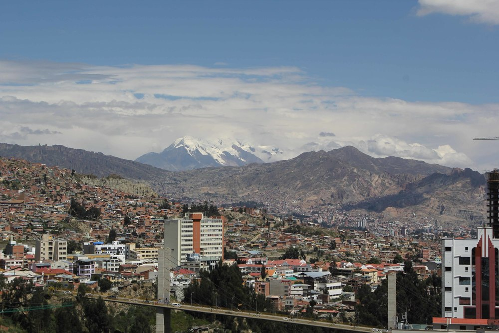Reason #2 to visit Bolivia: La Paz