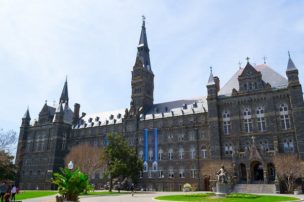 ERISA Litigation Finds Another Collegiate Target in Georgetown University.jpg