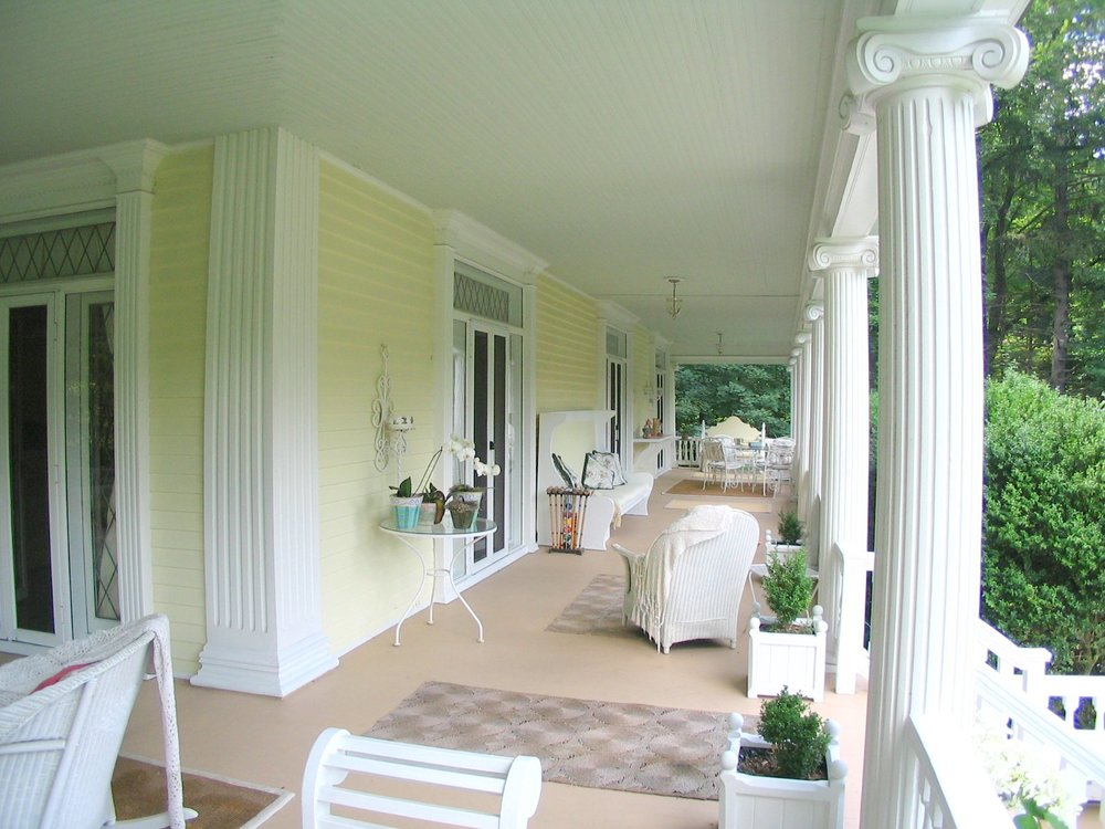 First Floor Porches