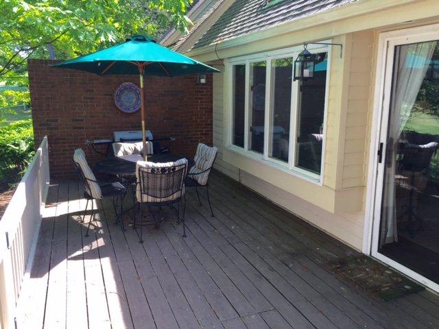 First Floor Porch