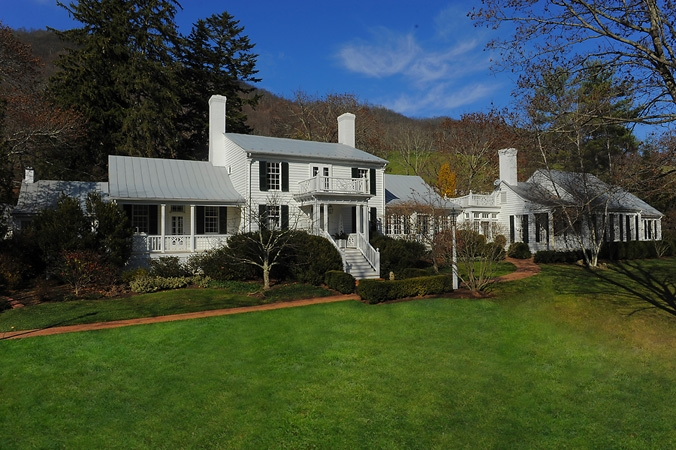 Historic Estate - Boxwood Farm