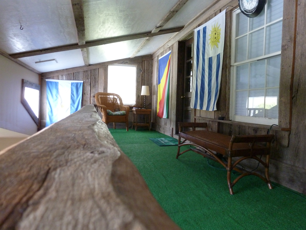Second Floor - Master Wing