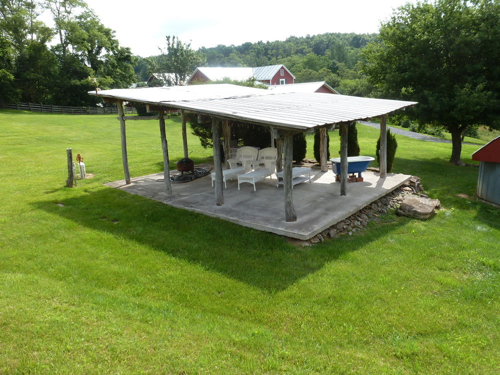 Private Outdoor Pavilion