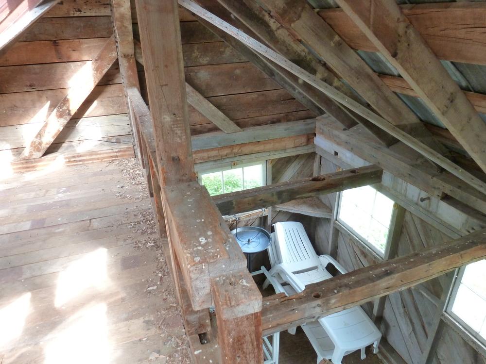 Spring House Interior