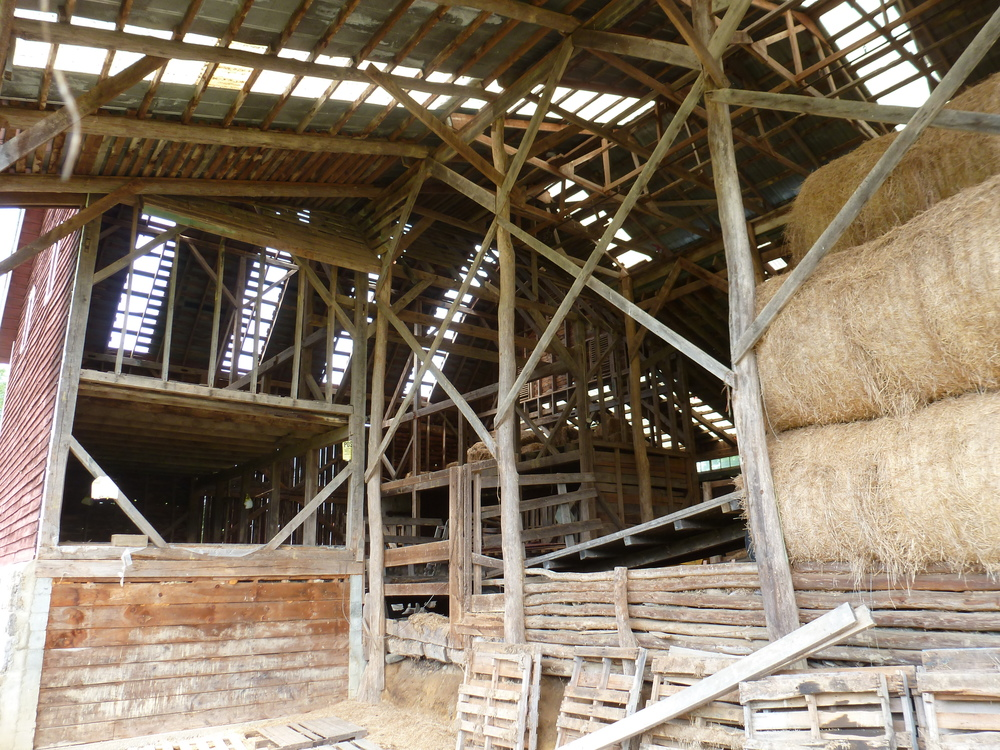 Bank Barn Interiors