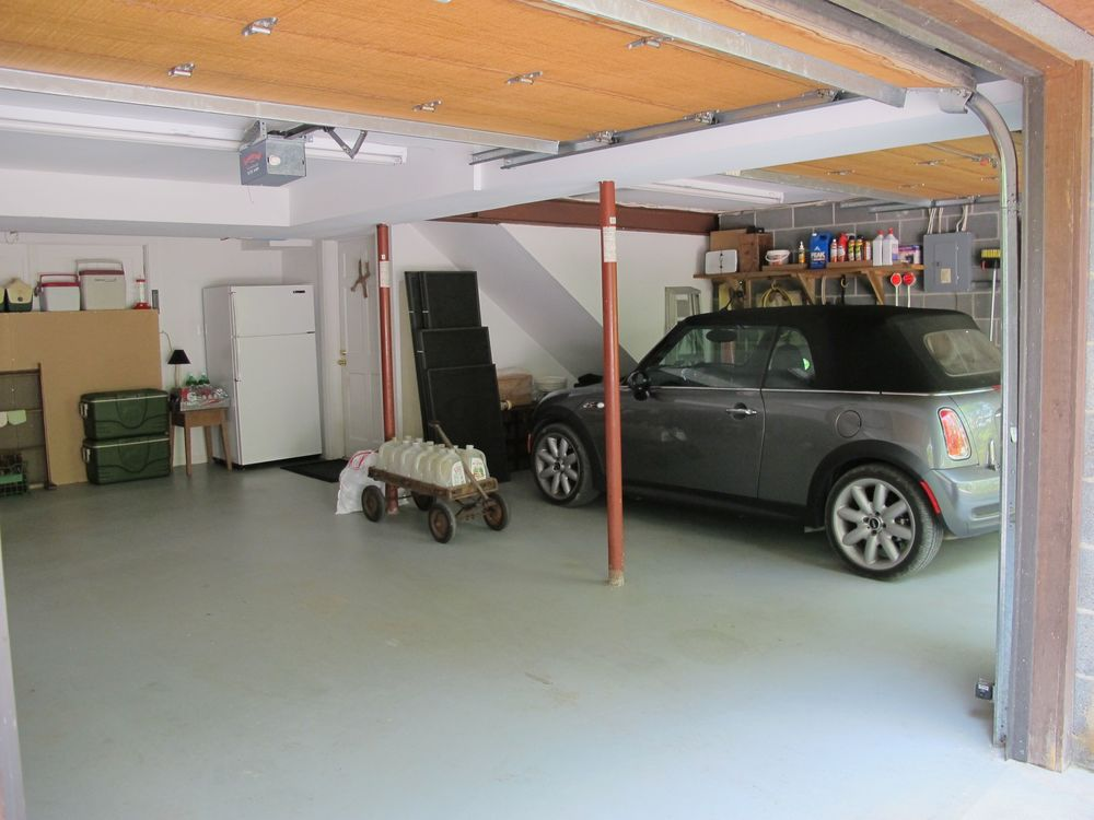 The 2-Car Garage
