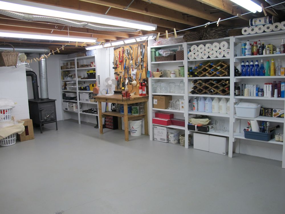 The Full Basement