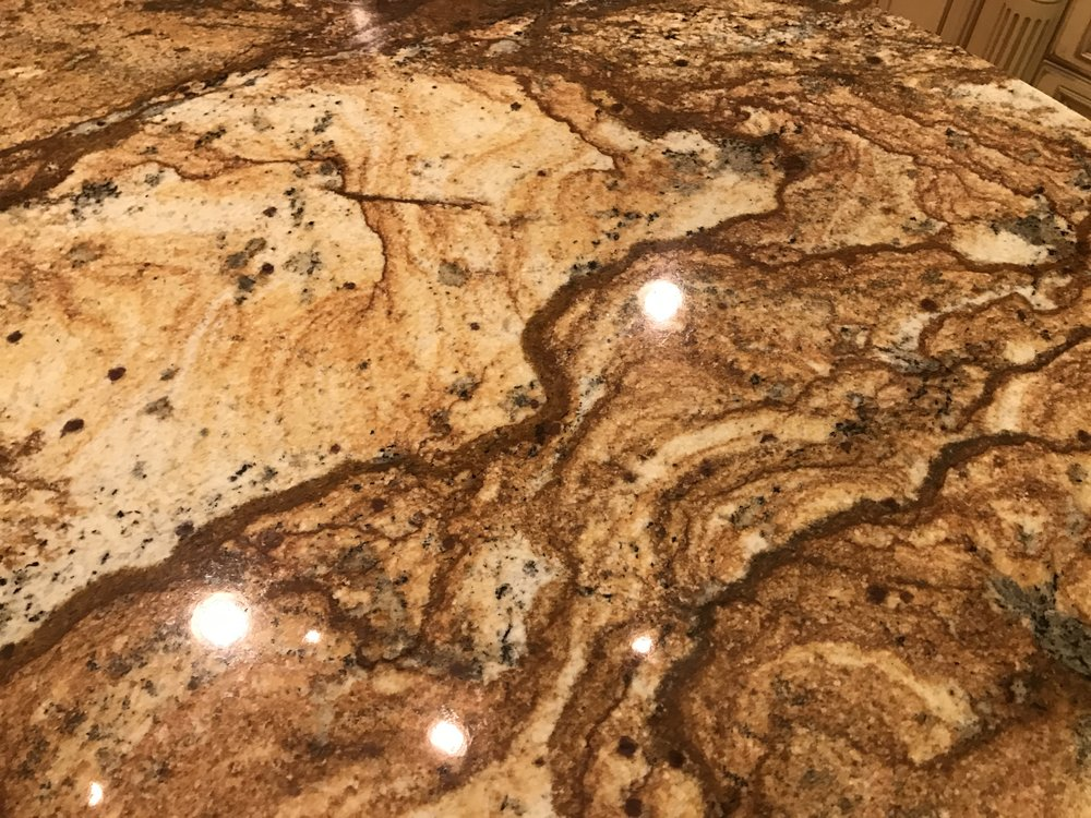 Exquisite Granite Counters