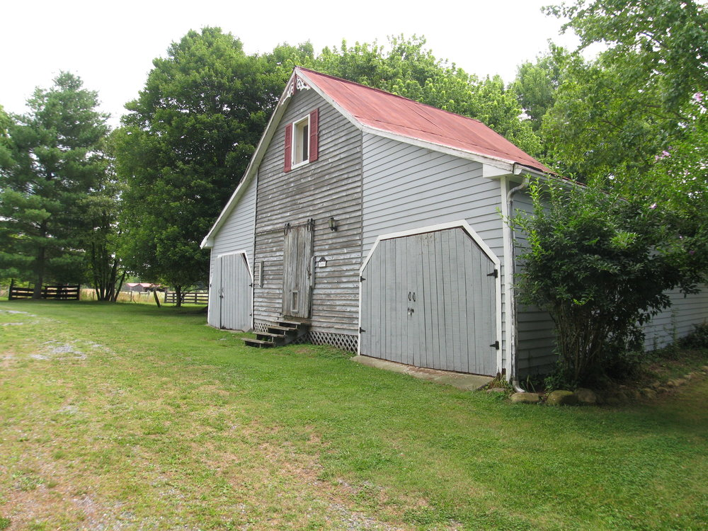 Granary/Garage Building
