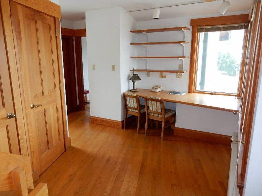 Second Floor Office to Master Bedroom