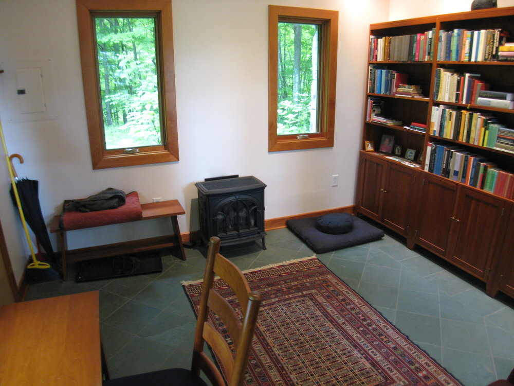 Study/Cottage in the Woods