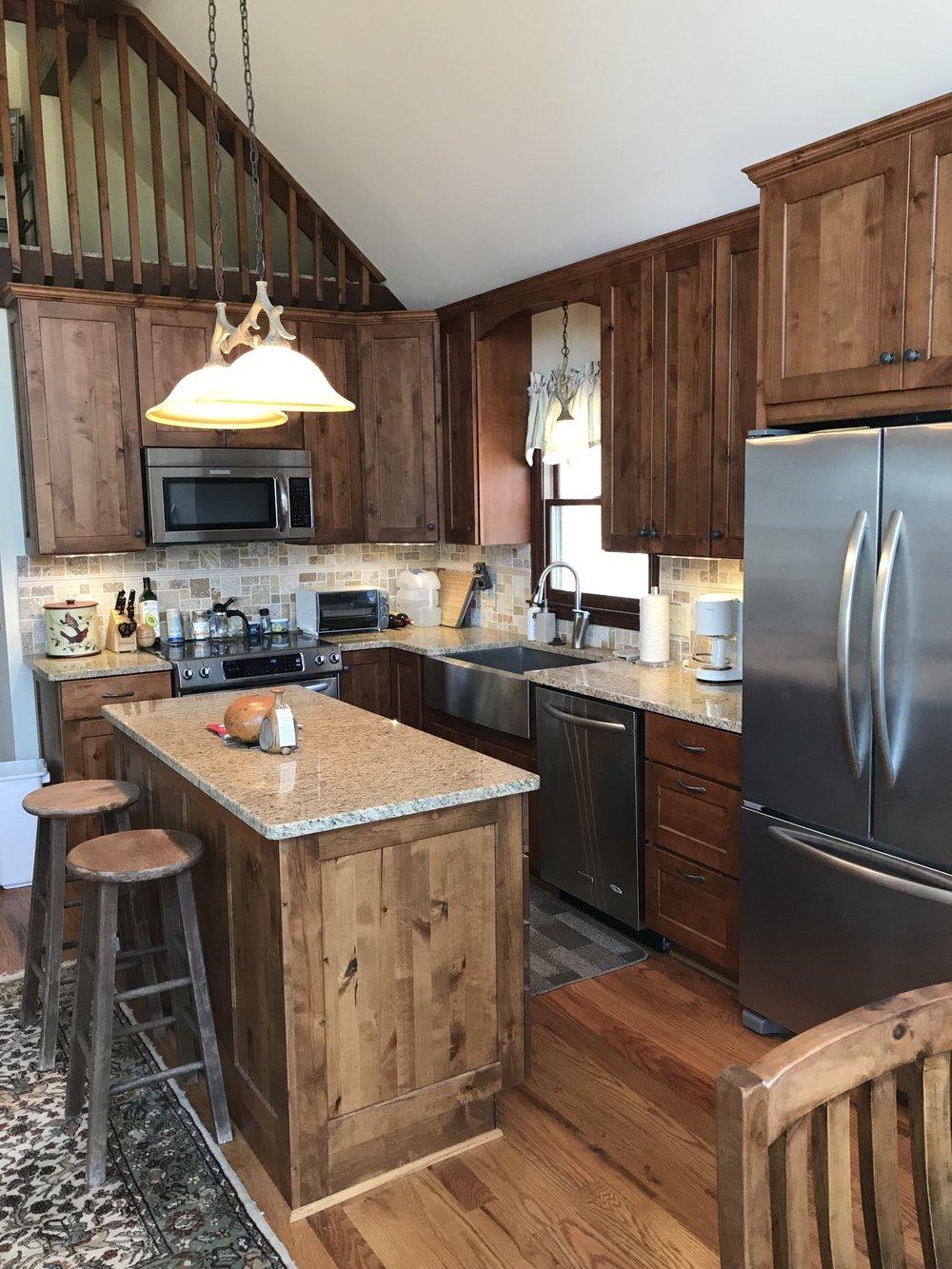 Brand New Kitchen Cabinets, Granite Countertops, SS Kitchen-Aid Appliances 13.JPG