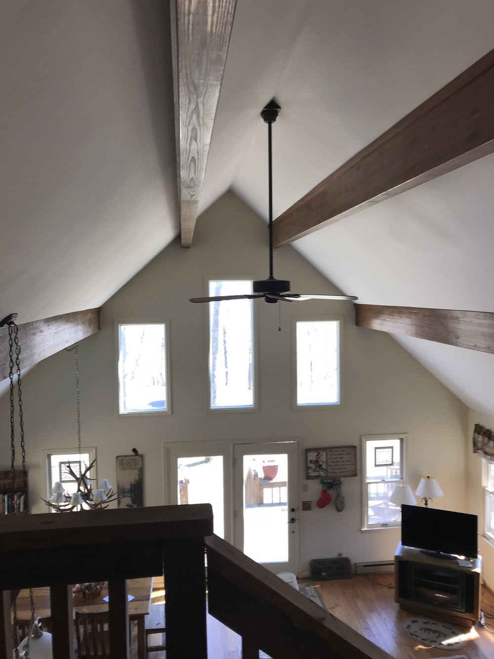 View of Great Room from Upstairs 25.JPG