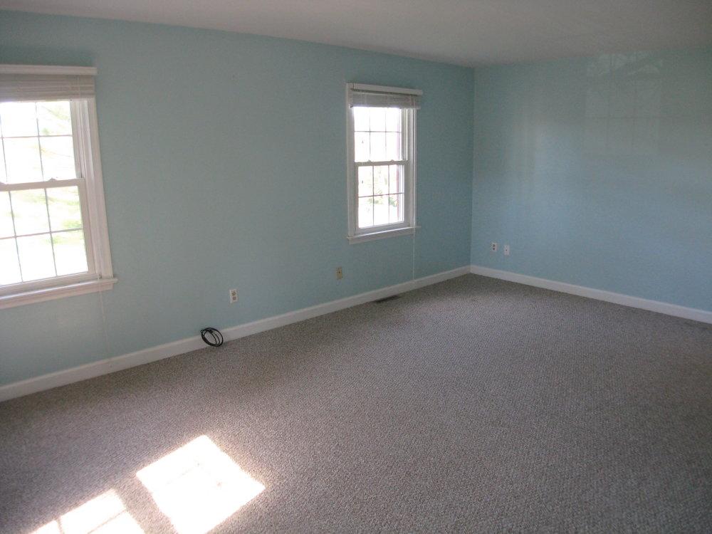Upstairs Master Bedroom