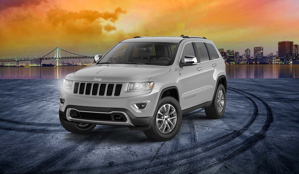 Win a 2017 Jeep Grand Cherokee!