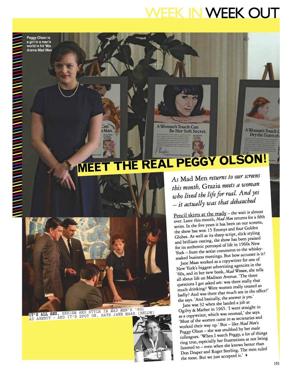 Grazia The Real Peggy Olsen1.jpg