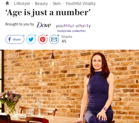 Telegraph Spark Dove Jo Pavey interview