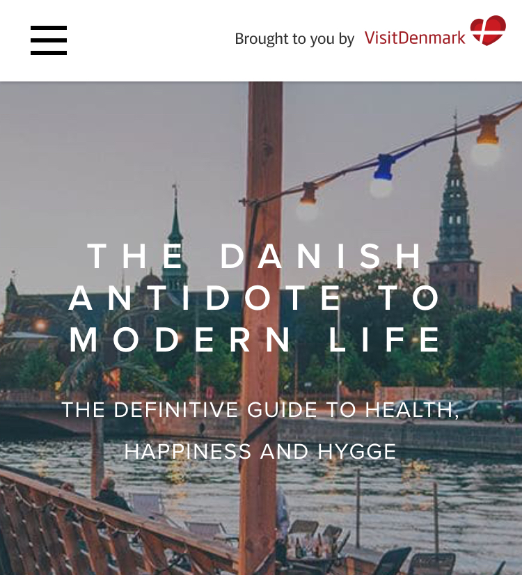 The Danish Antidote To Modern Life