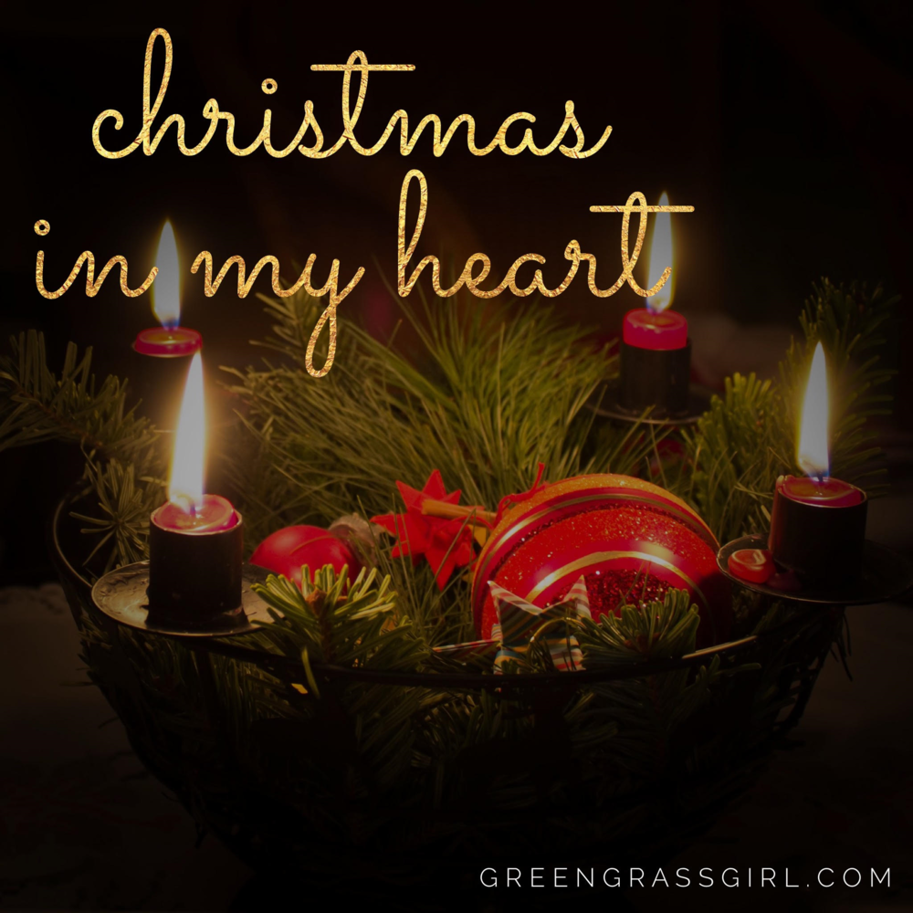 christmas in my heart - Christmas In My Heart