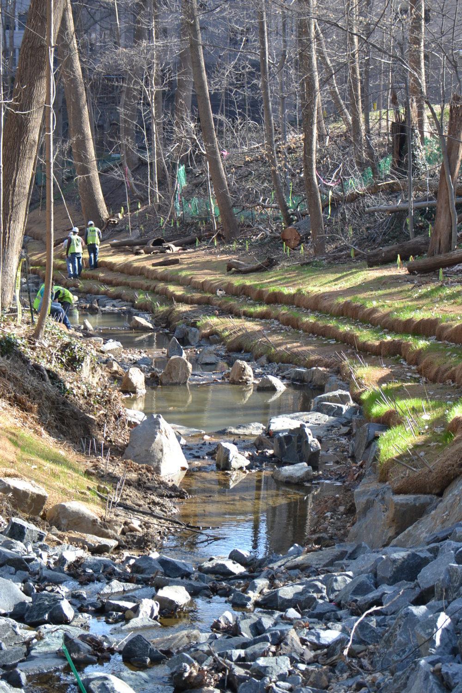 Segment 1 stream restoration