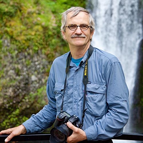 Click John's image to view their portfolio site.