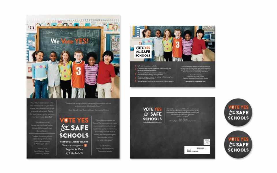 Website Design / Development / Print Materials / Infographics / Logo
