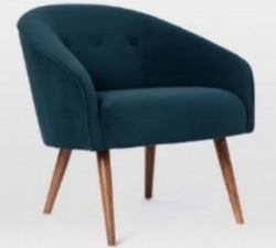 West Elm - Eve Buttoned Chair - $299