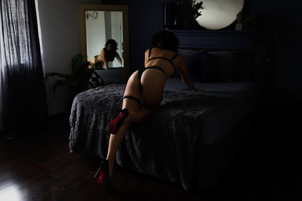 slay all day - THE ultimate boudoir experience