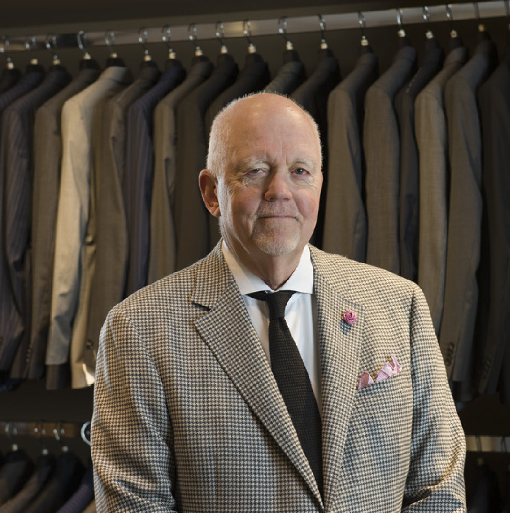 TOM ALLEN - Clothing Director