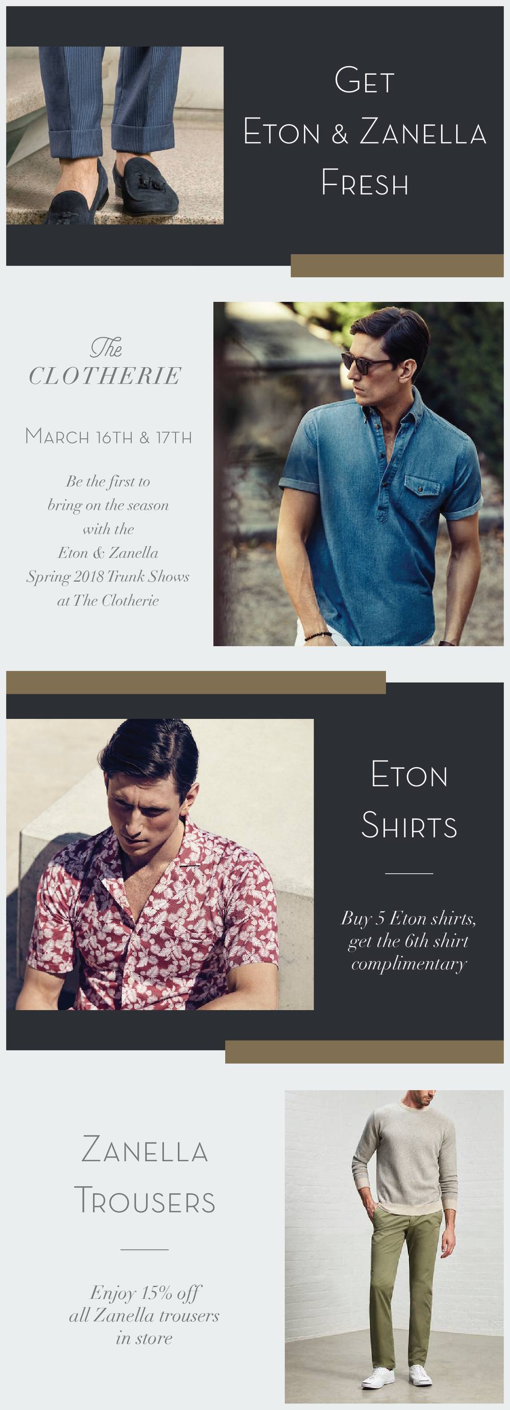 Clotherie Spring 2018 Trunk Show 3.16_Eton and Zanella 2018 Trunk Show.png