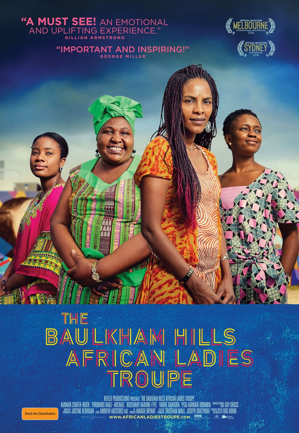 The Baulkham Hills African Ladies Troupe (2016).jpg