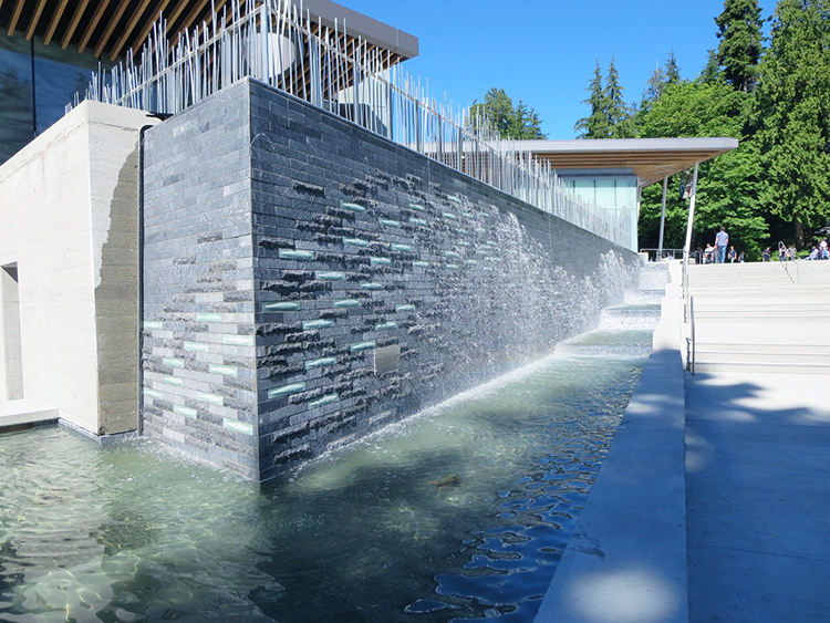 Vancouver Aquarium water feature - Vincent Helton 3.jpg