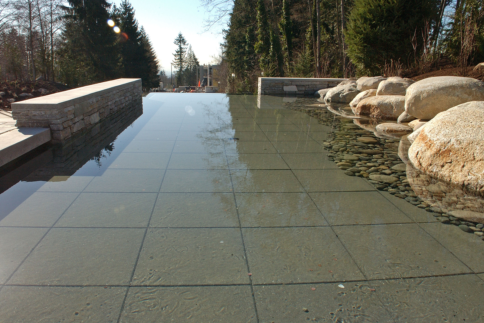 SFU Town & Gown Plaza Full Screen   Vincent Helton & Associates