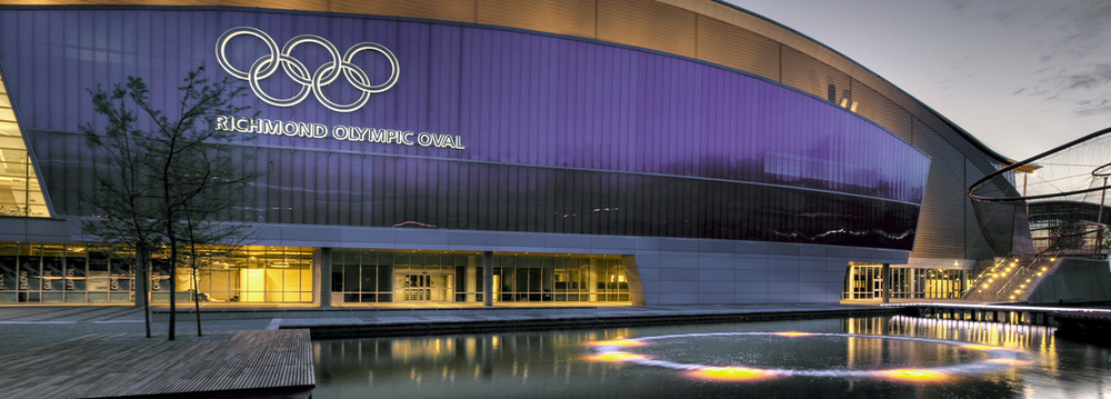 Olympic Oval | Richmond BC