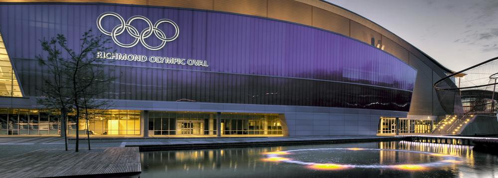 Olympic Oval | Richmond BC