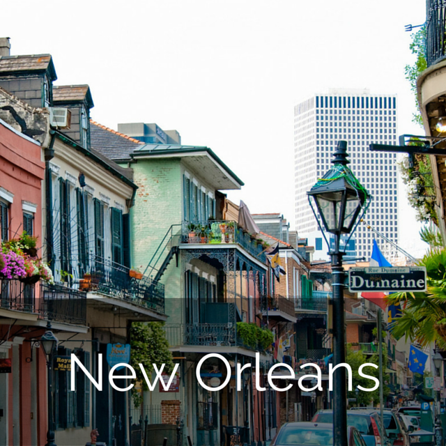 Freelance Friday: New Orleans