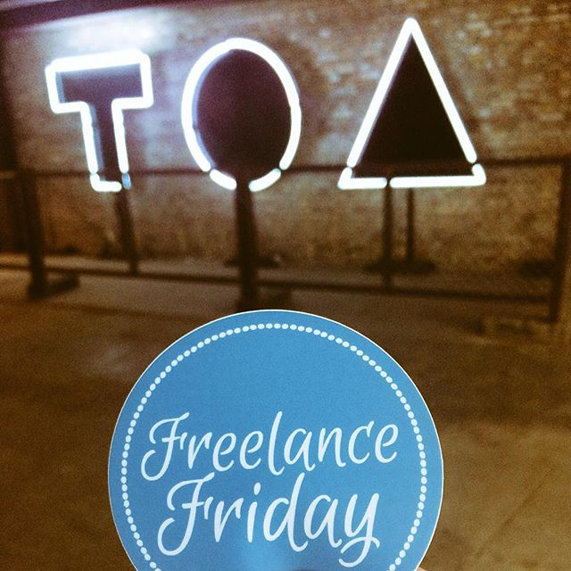 We hit @toaberlin today! @freelancefriday Berlin is hosting a special edition of their monthly coworking and connecting event for #TOA18 this Friday at @ahoyberlin ... if you want to learn about taking your indie biz to the next level, then RSVP via TOA's website! 🇩🇪💻🙌🏼 #berlin #events #coworking #community #learn #freelance #solopreneur #likeaboss #remotework