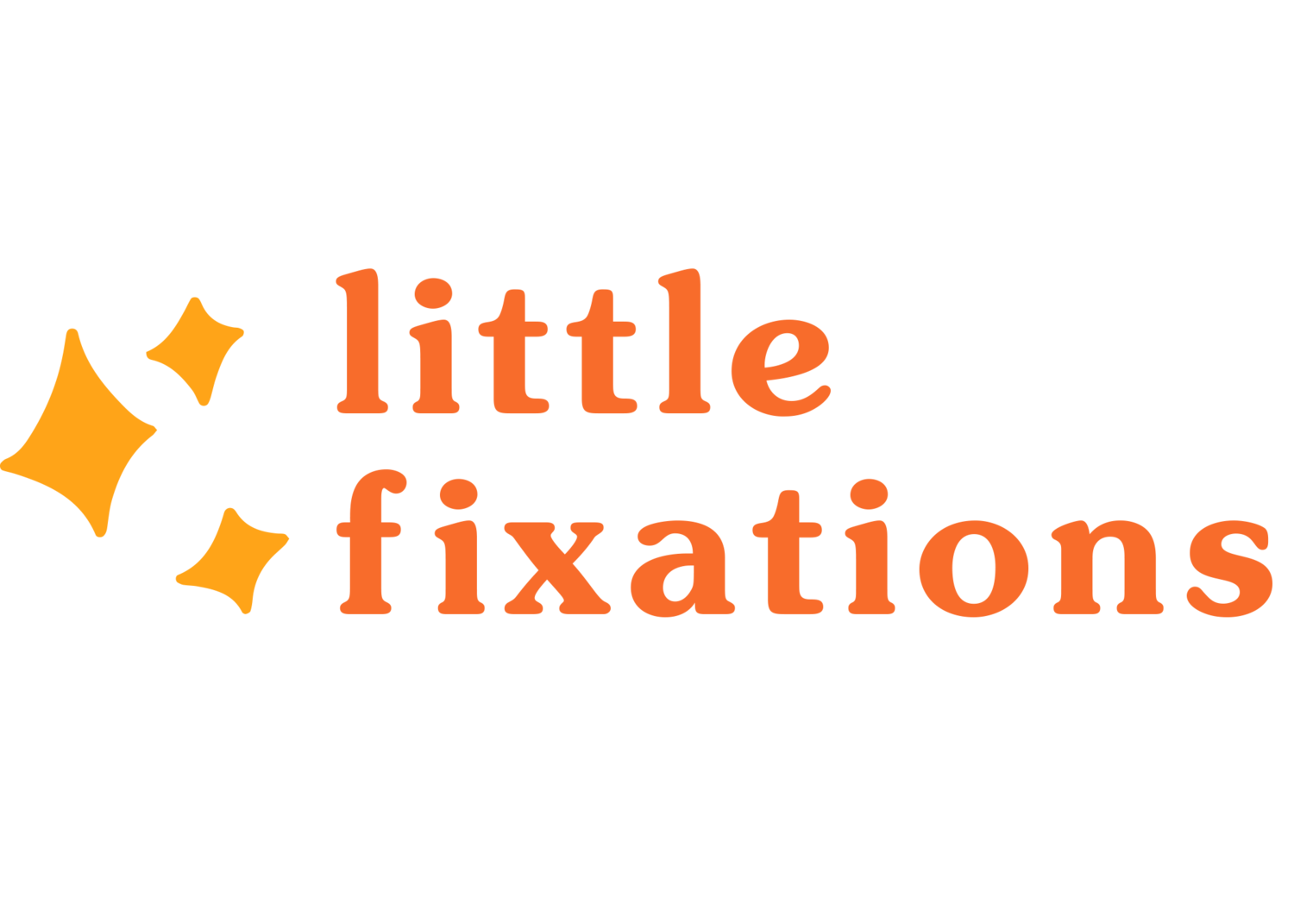 Little Fixations