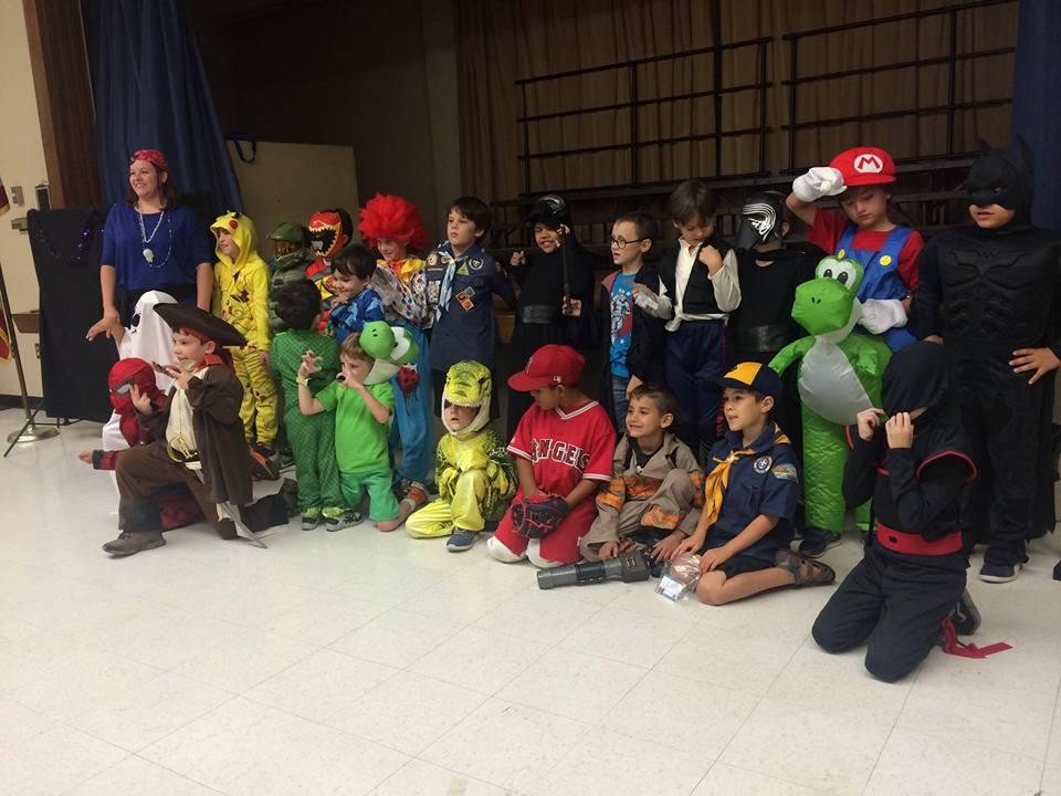 Halloween carnival 2017
