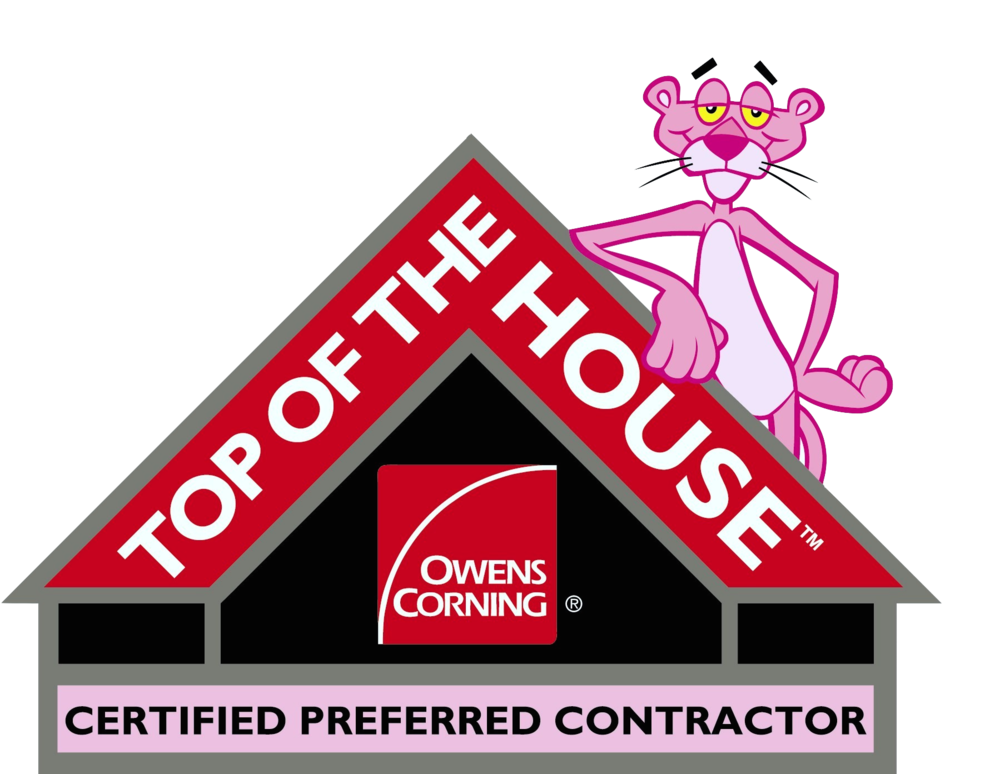 Owens Corning Top of the house logo.png