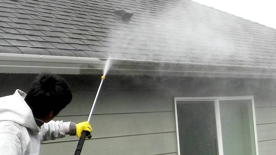 Gutter Power Pressure Washing