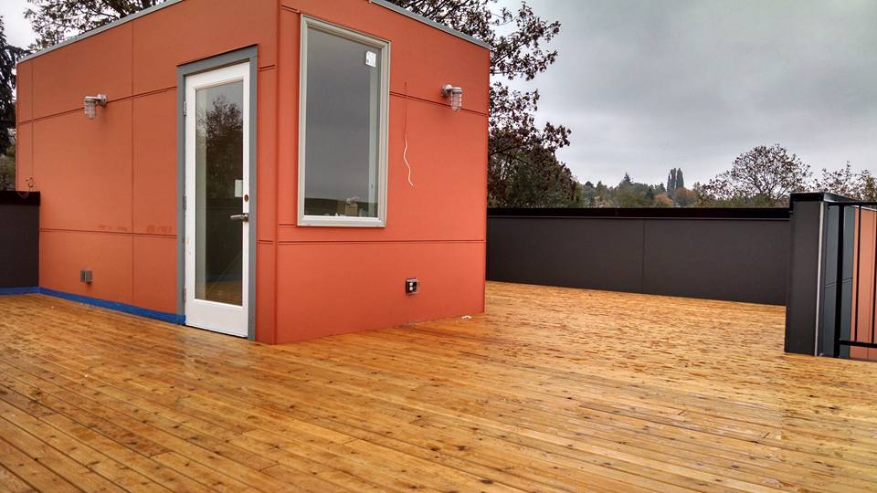 Custom Patio/Roof Decks